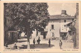 CROS-de-MONTVERT : Vue De La Place - Altri Comuni