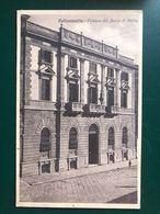 CALTANISSETTA PALAZZO DEL BANCO DI SICILIA 1928 - Caltanissetta