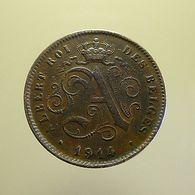 Belgium 2 Centimes 1914 - 1909-1934: Albert I