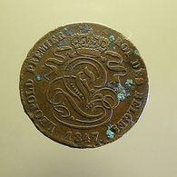Belgium 2 Centimes 1847 - 1831-1865: Leopold I