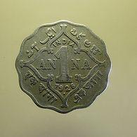 British India 1 Anna 1926 - Colonies