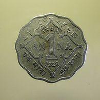 British India 1 Anna 1928 - Colonies