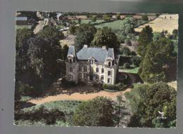 CP (59) En Avion Au Dessus De ...  Fourmies - Château La Marlière - Fourmies