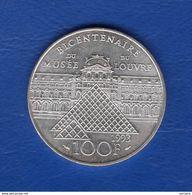 100 Fr  1993 - France