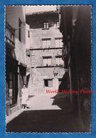 Photo Ancienne - Secteur PASAIA / SAN SEBASTIAN - Rue & Maison Ancienne - 1964 - Espagne Patrimoine Guipuscoa - Orte