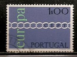 PORTUGAL    N°  1107  OBLITERE - 1910-... République