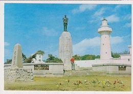 TAIWAN - AK 381664 Oluanpi Lighthpuse With Stature Of President Chiang - Taiwan