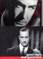 Dossier De Presse Good Night George Clooney David Strathairn Patricia Clarkson Robert Downey Jr Frank Lagella Ray Wise - Publicidad