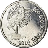 Monnaie, CABINDA, 50 Milliards De Reais, 2018, SPL, Aluminium - Angola