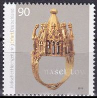 2010Germany2784Engagement Ring From The Jewish Treasury Of Erfurt (Thuringia) - Unused Stamps