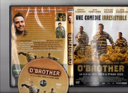 DVD O'Brother George Clooney JOHN TURTURO TIM BLAKE NELSON JOHN GOODMAN HOLLY HUNTER - Cómedia