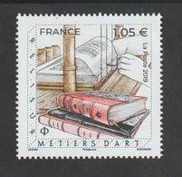 TIMBRE - 2019 - N° 5344  - Les Métiers D'Art , Relieur  -     Neuf Sans Charnière - - Féroé (Iles)