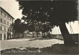 XW 2854 Perugia - Convitto Orfani Sanitari - Primo Piazzale / Non Viaggiata - Perugia