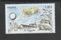 TIMBRE - 2019 -   N° 5366  - Série Touristique  L' Ile Tromelin   -   Neuf Sans Charnière - - Féroé (Iles)
