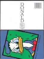 Walt Disney World - Carte Postale - Donald - Non Circulee - Cygnus - Disneyworld