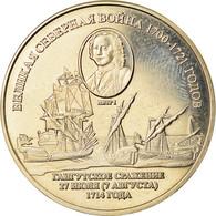 Monnaie, Îles Cook, 100 Pounds, 2017, Franklin Mint, Suwarrow -Bataille De - Cook