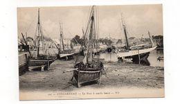 29 - CONCARNEAU - Le Port à Marée Basse - Bateaux (K28) - Concarneau