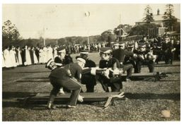 (A 21) Very Old - Australia - Ambulance Drill (maybe St John Ambulance ? Or Australian Army ?) - Santé