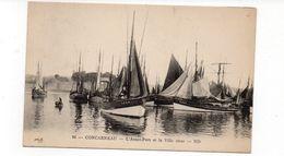 29 - CONCARNEAU - L'Avant-Port Et La Ville Close - Bateaux (K29) - Concarneau