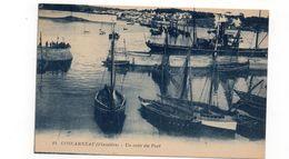 29 - CONCARNEAU - Un Coin Du Port  - Bateaux (K30) - Concarneau