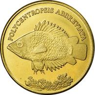 Monnaie, Congo Democratic Republic, 5 Rupees, 2019, Maluku - Polycentropsis - Congo (Repubblica Democratica 1998)