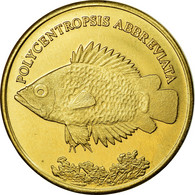 Monnaie, Congo Democratic Republic, 5 Rupees, 2019, Maluku - Polycentropsis - Kongo (Dem. Republik 1998)