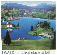 (A 21) Australia - TAS - Grindelwald - Australia