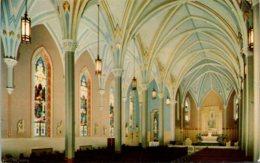 Ohio Lancaster Saint Mary Church Interior - Etats-Unis
