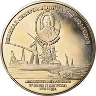 Monnaie, Îles Cook, 100 Pounds, 2017, Franklin Mint, Suwarrow - Bataille De - Islas Cook