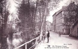 86 - Vienne -  VIVONNE - Le Barrage De La Levée Et La Minoterie - Vivonne