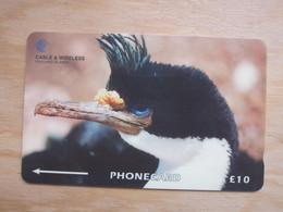 GPT Phonecard,229CFKA King Cormorant - Falkland