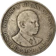 Monnaie, Kenya, Shilling, 1980, British Royal Mint, TB, Copper-nickel, KM:20 - Kenya
