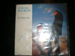 COCK ROBIN EL NORTE - Rock