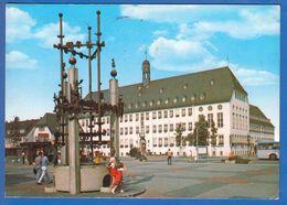 Deutschland; Rüsselsheim; Marktplatz - Ruesselsheim
