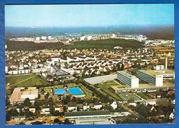 Deutschland; Rüsselsheim; Panorama Mit Hallenbad - Ruesselsheim