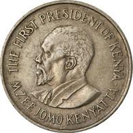Monnaie, Kenya, Shilling, 1978, TB, Copper-nickel, KM:14 - Kenia