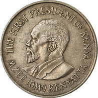 Monnaie, Kenya, Shilling, 1978, TB, Copper-nickel, KM:14 - Kenya