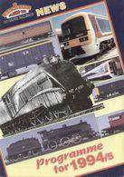 Catalogue BACHMANN 1994/5 News Programme For 1994/5 - Libros Y Revistas