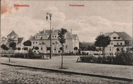 ! Alte Ansichtskarte Aus Hohensalza, Inowroclaw, Friedrichsplatz, 1918 - Polonia