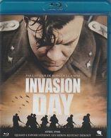 "Dvd En BLU RAY "" INVASION DAY "" Film Guerre 39 45 - Action, Aventure"