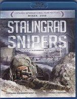 Dvd En BLU RAY STALINGRAD SNIPER Guerre 39 45 - Action, Aventure