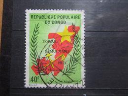 """VEND BEAU TIMBRE DU CONGO N° 316 , OBLITERATION """" BRAZZAVILLE POTO-POTO """" !!! - Afgestempeld"""