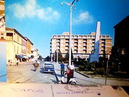 SCANDIANO PIAZZA DUCA D'AOSTA AUTO CAR  TIPO DI LAMBRETTA VB1974 HQ9696 - Reggio Nell'Emilia