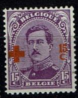 154  **  20 - 1914-1915 Croix-Rouge