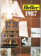 Catalogue Général 1987 Modelisme Maquette HELLER - Other