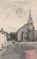 **  79  ***   LA MOTHE ST HERAYE  église  TTBE - La Mothe Saint Heray
