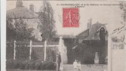 RAMBOUILLET CHATEAU DE GRANGE COLOMBE L'ENTREE 1907 TBE - Rambouillet