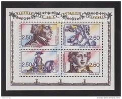 """FRANCE / 1991 / Y&T N° 2700/2703 ** En Bloc Ou BF N° 13 ** (Feuillet """"Révolution Française"""") X 1 - Nuovi"""
