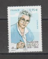 FRANCE / 2018 / Y&T N° 5268 ** : Françoise Dolto X 1 - Nuevos