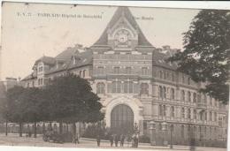 ***  75 *** PARIS  XIX Hopital De Rotschild - TTB - Arrondissement: 19